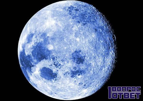 Голубой спутник Земли