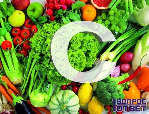 Переизбыток витамина C ничем не грозит