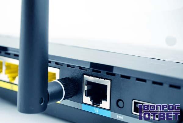 Излучение от wi-fi роутера