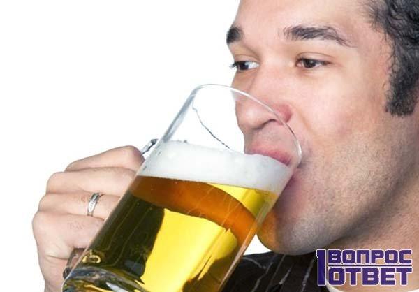Алкоголик - пьет каждый день