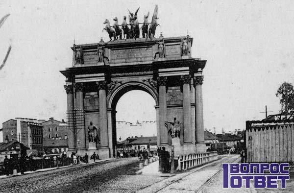 Основание Санкт-Петербурга в прошлом веке