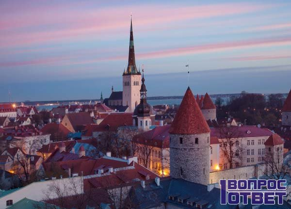 Белые ночи в Эстонии