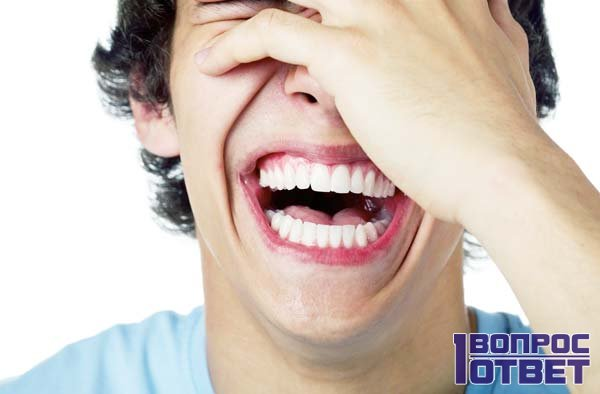 Дикий безудержный смех