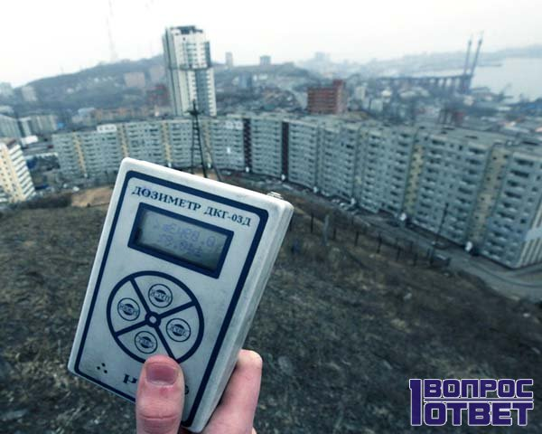 Электромагнитный фон города