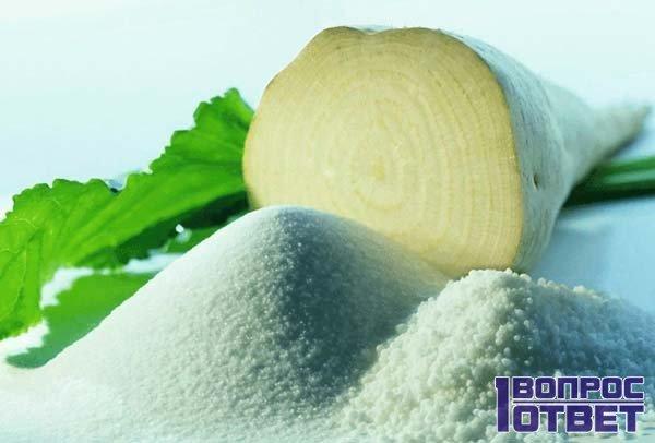 Свекольный сахар и его сырье