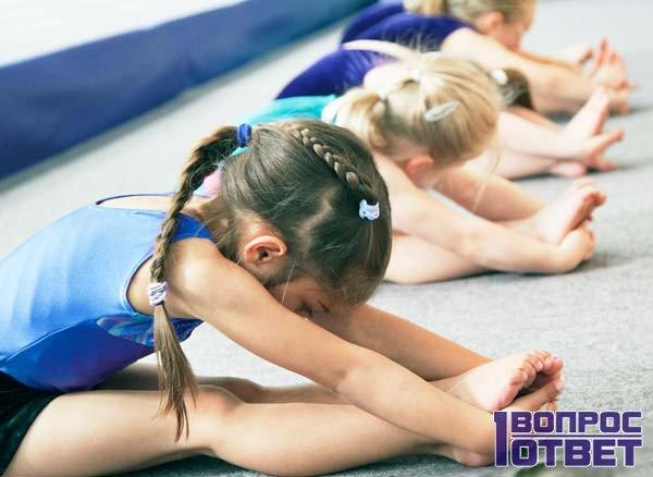 Хатха-йога для маленьких девочек
