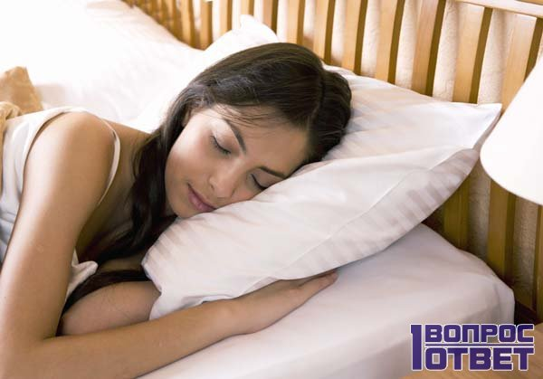 Ей снится начальник