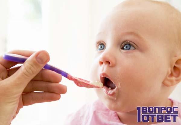 Детское питание на основе мальтодекстрина