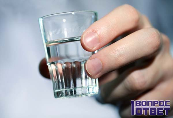 Минздрав не сторонник алкоголя
