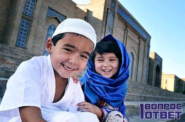 Суннизм у детей