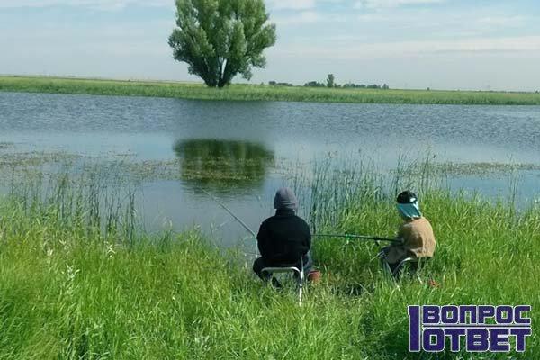 Нельзя ходить на рыбалку