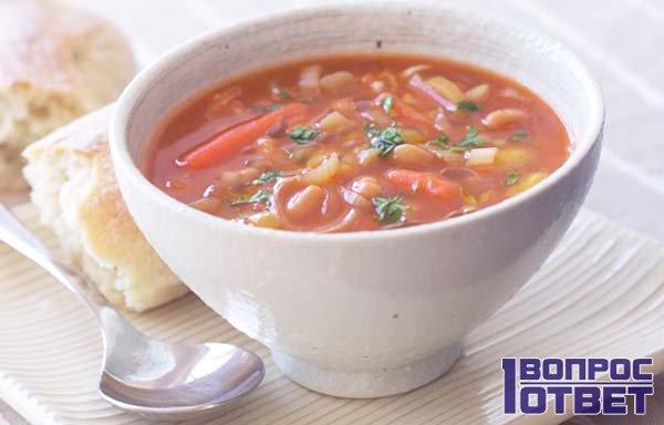 Можно диетический суп с кроликом