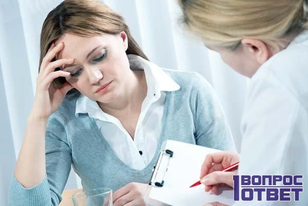 Диетолог назначает питание больной