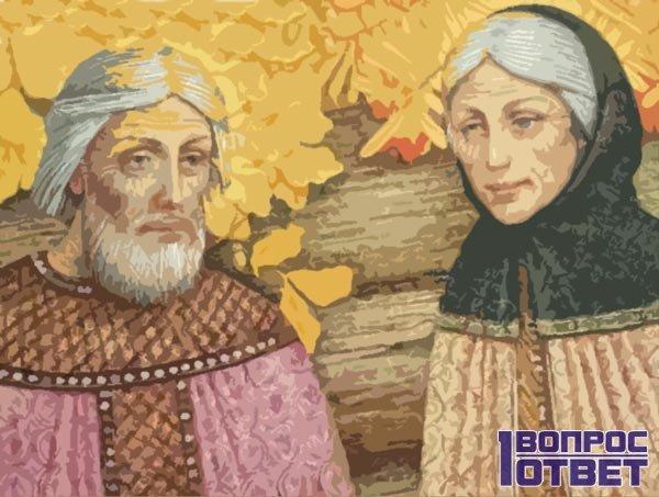 Петр и Феврония возвращают любимых