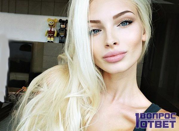 Алена Шишкова на фото в журнал