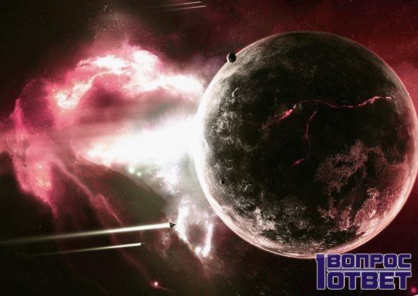 Вот что находится в космосе