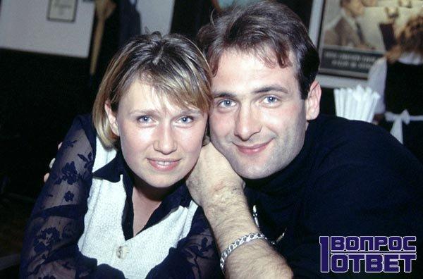 Алена и Георгий Гонгадзе