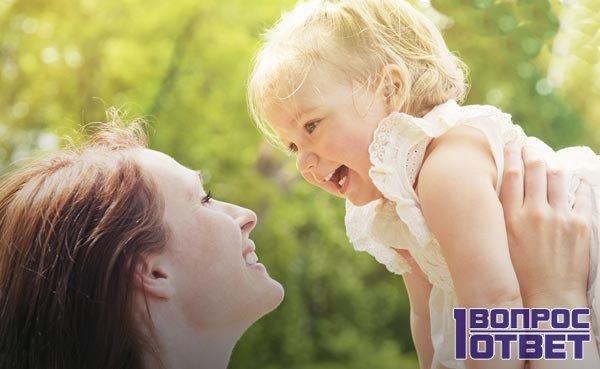 Здоровая крепкая девочка родирась