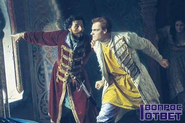 Лжедмитрий - великий интригант