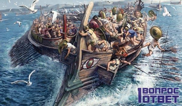 Персидские завоеватели и Дарий
