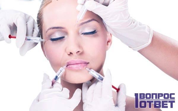Инъекции гиалуроновой кислотой девушке