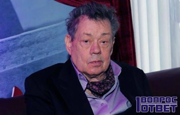 Караченцев не умер - жив и здоров