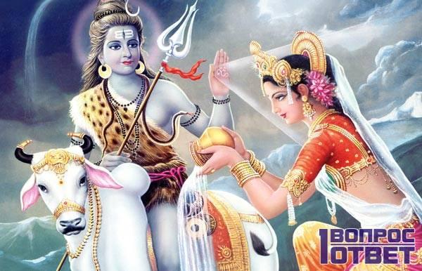 Божественное начало в Индии