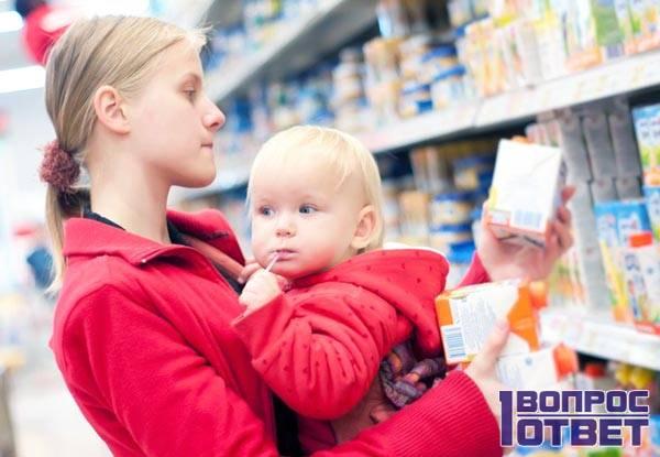 Питание для ребенка без глютена