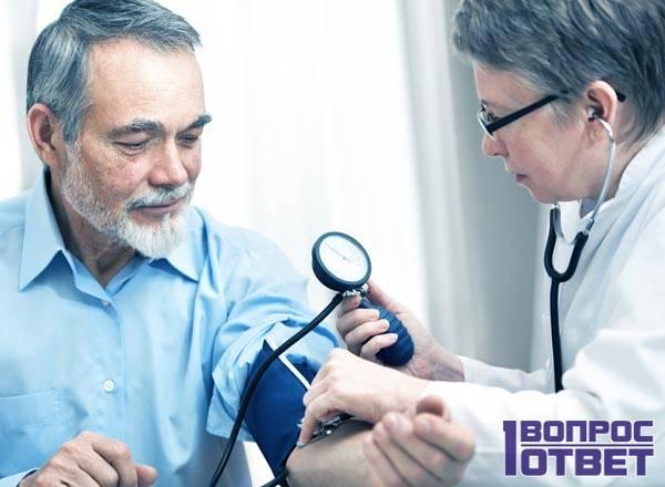Гипертензия и диуретики