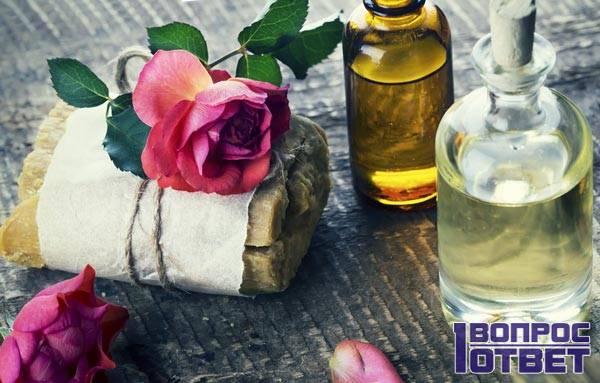 Эфирные масла и экстракты