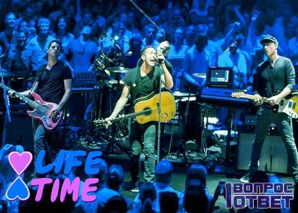 Альбом группы Lifetime «Background»