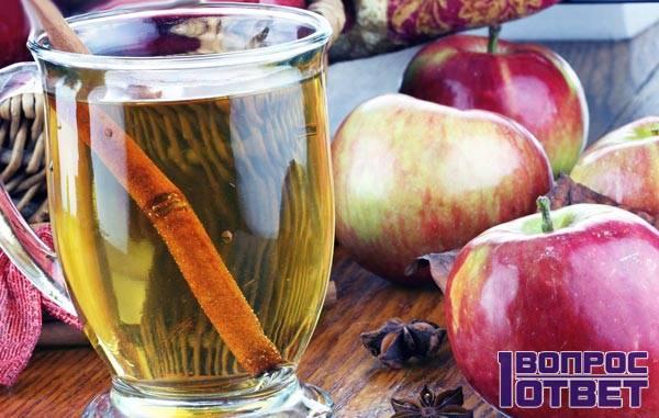 Слабоалкогольный яблочный напиток