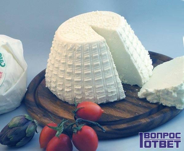 Сыр из Италии