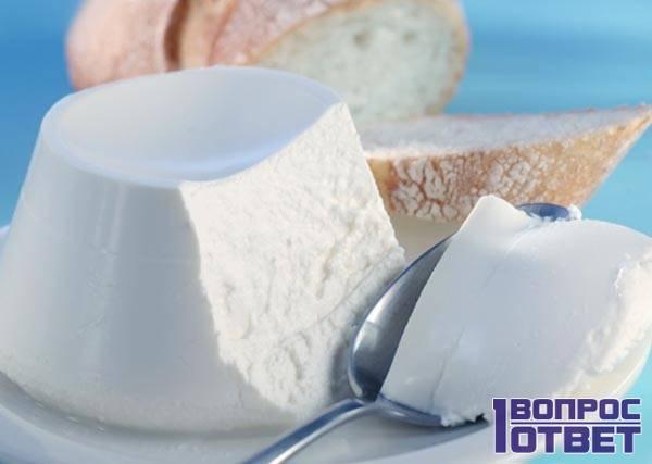 Недорогой творожный сыр