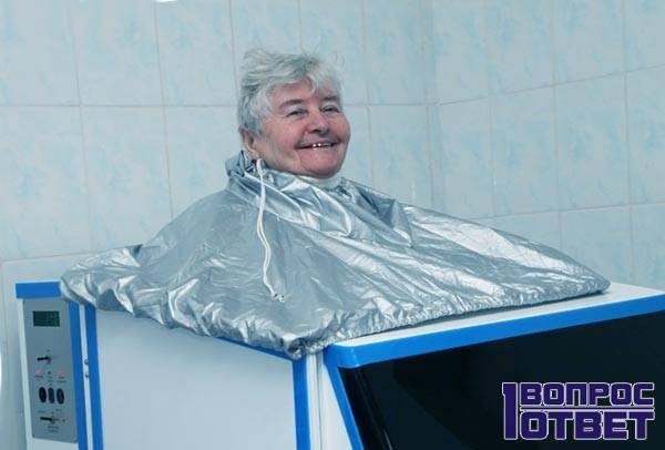 Принимает углекисло-сероводородные ванны