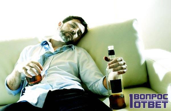 Пьющий супруг