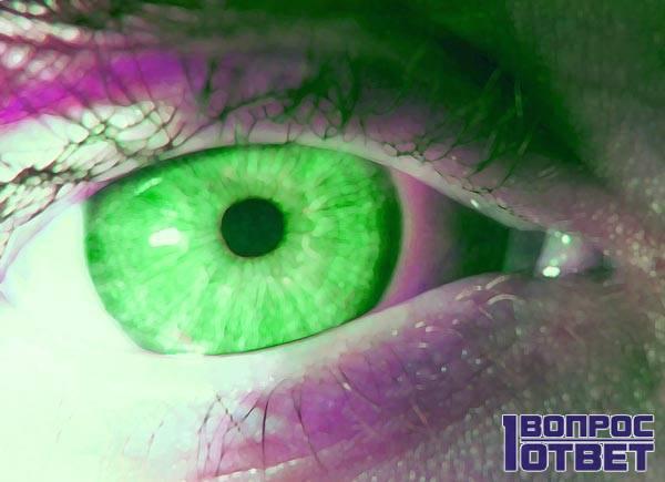 Глаз проскопии