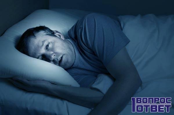 Возникновение сонного паралича