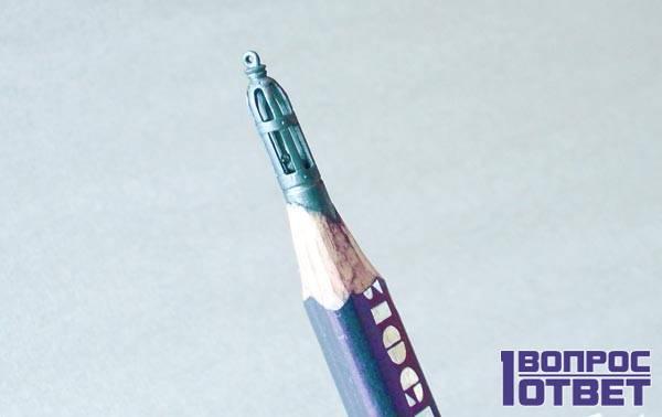 Состав карандаша