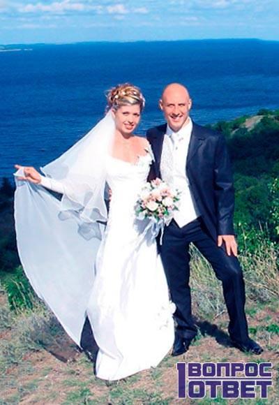 Свадьба Натальи и Дениса Майдановых
