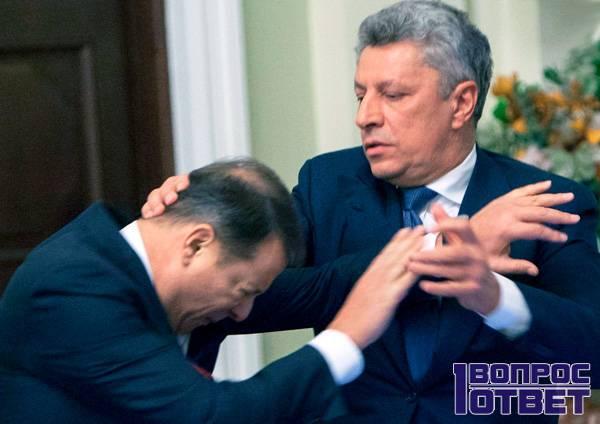 Украинские политики-радикалы