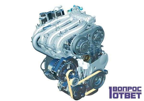 Двигатель для Весты