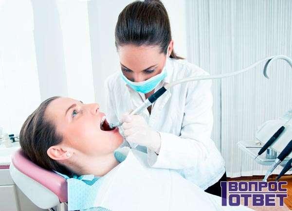 Лечение зубов мудрости у стоматолога