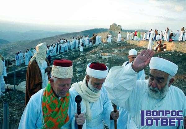 Самаритяне в Израиле