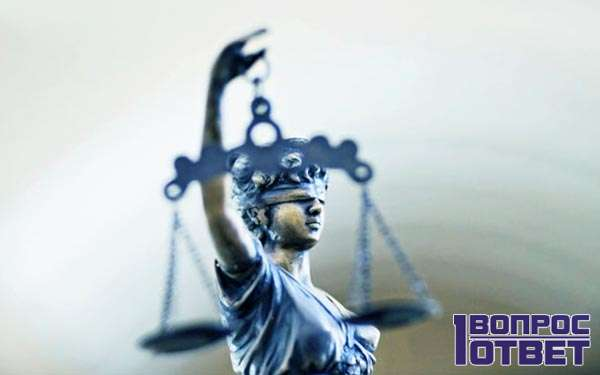 Судебная система и нерикосновенность