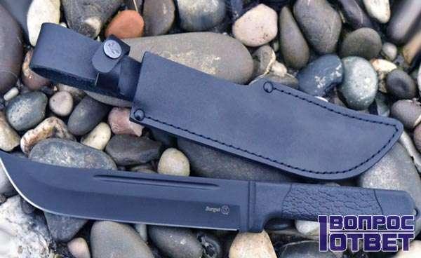 Кизлярский нож Бургут
