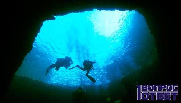 Экспедиция исследователей глубинных вод
