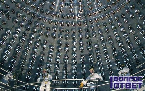 Ядерный ускоритель частиц и ученые