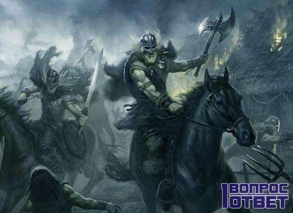 Нападение балтийских славян