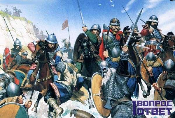 Древние северные народы